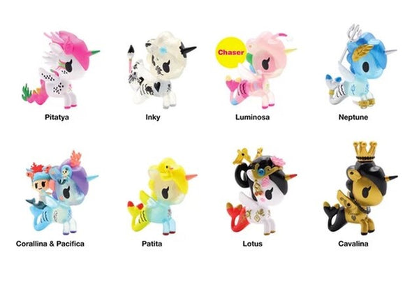 Mermicorno Blindbox Series 4