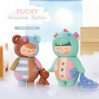 Sleeping Babies Series by PUCKY x POP MART