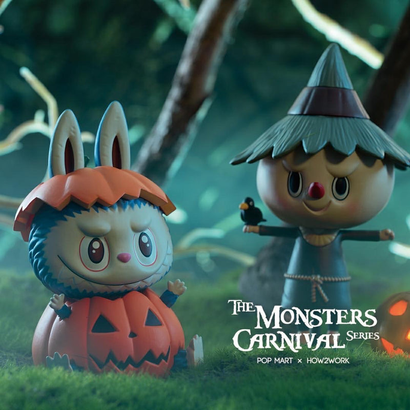 The Monsters Carnival Blind Box Series by Kasing Lung x Pop Mart