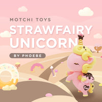 Motchi Unicorn Starwfairy by Phoebe