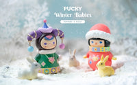 Pucky Winter Babies Series by PUCKY