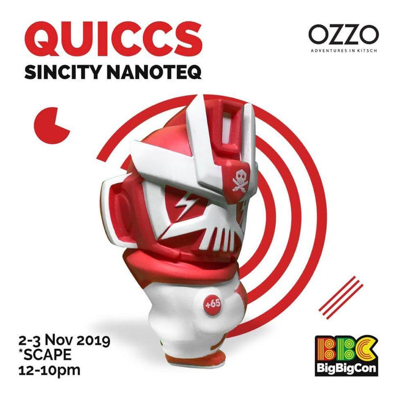 Nano TEQ SinCity by Quiccs x Devil Toys