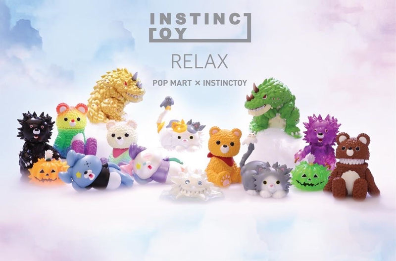 Instinctoy Relax Mini Series by POP MART