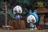 Abiru in Wonderland by 오수빈 Ari Abiru x 1983 Toys