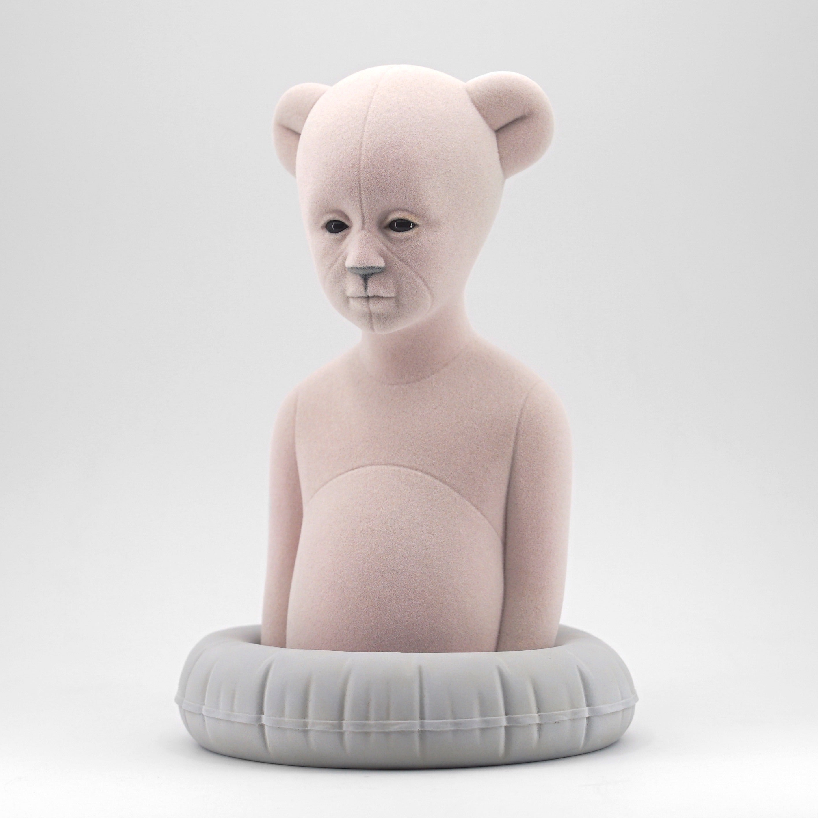 Polar Kid - Pink Ash Edition  by Aspen Crow - Special Order