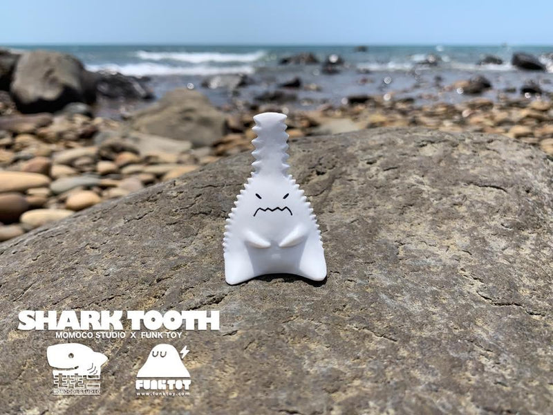 Sawshark Tooth by Momoco Studio x Funk Toy