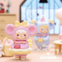 Pucky Mouse Babies Set by Pucky