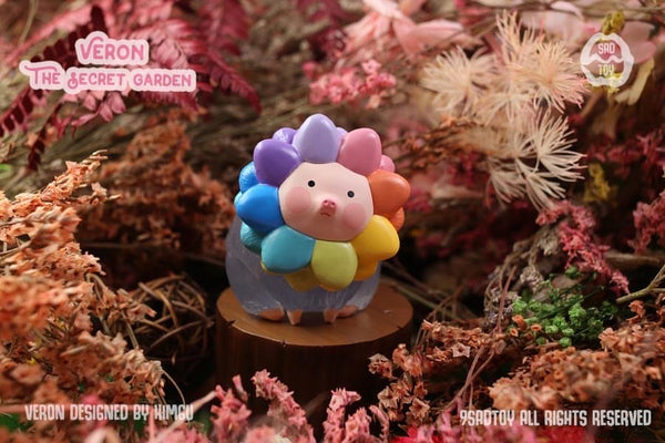 Veron The Secret Garden Blindbox Series by 9Sad