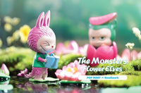 The Monster Flower Evles Labubu BlindBox Series by Kasing Lung x Pop Mart