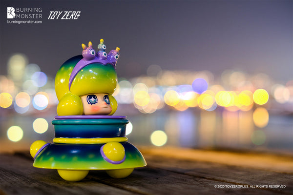 MIWU – Firefly Vinyl Edition By Burningmon x ToyZero Plus - Preorder