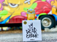 The Bear Champ - Doing Hoodrat Shit - Strangecat Exclusive by JC Rivera x UVD