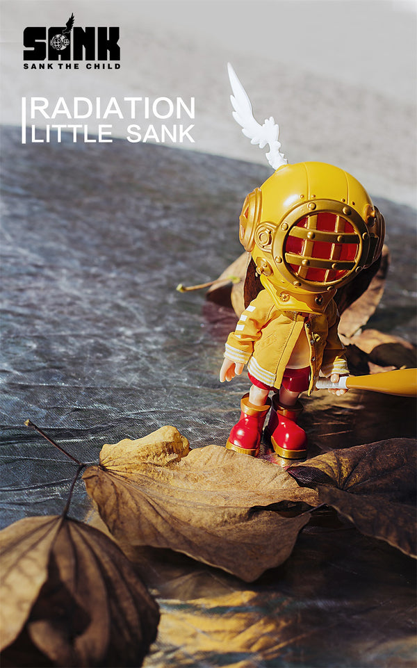 Little Sank—Radiation by SANK TOYS