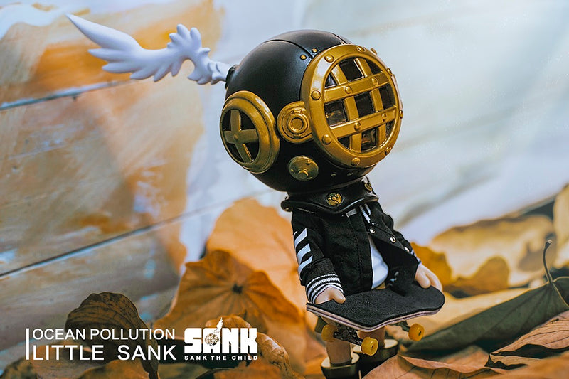 Little Sank—Ocean Pollution by SANK TOYS