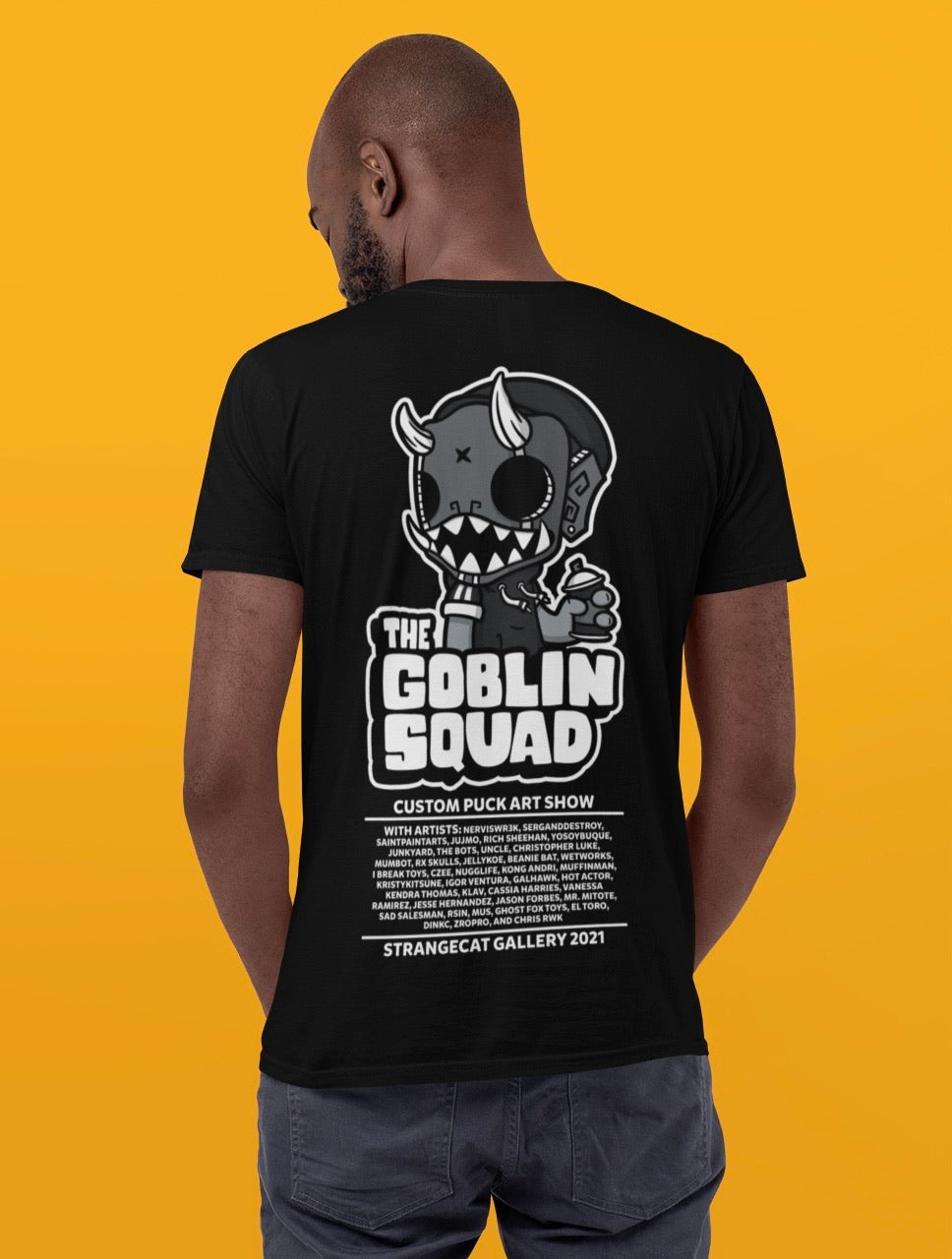 Goblin Squad Shirt by Chris Dokebi - Preorder