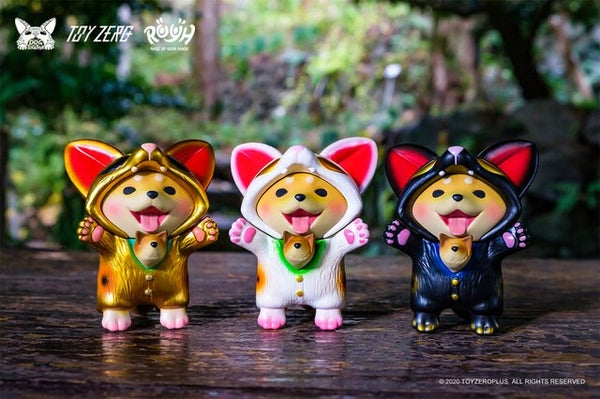 Raise Up Your Hands (R.U.Y.H.) Baby Dou Dou Maneki by Dog Together Studio - Preorder