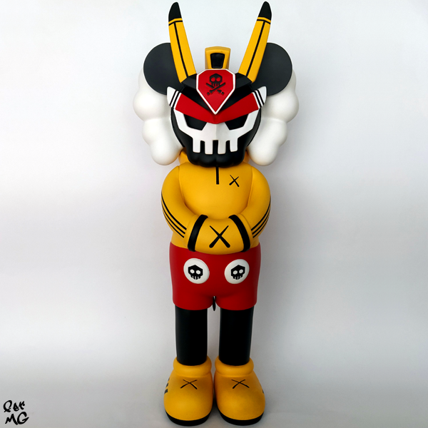 Misappropriated Icon 3 - Mickey TEQ Companion by Fer MG