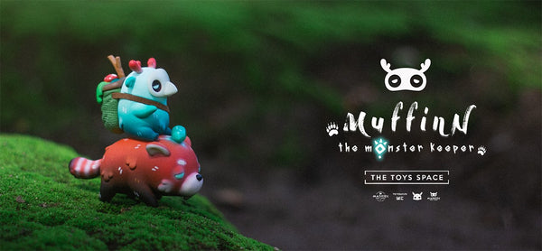 Muffinn - The Monster Keeper by Madkids - Preorder
