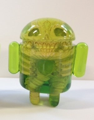 Infected Android - Green by Scott Wilkowski DKE Exclusive