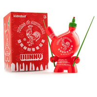 "Sketracha 3"" Dunny by Sket One X Kidrobot"