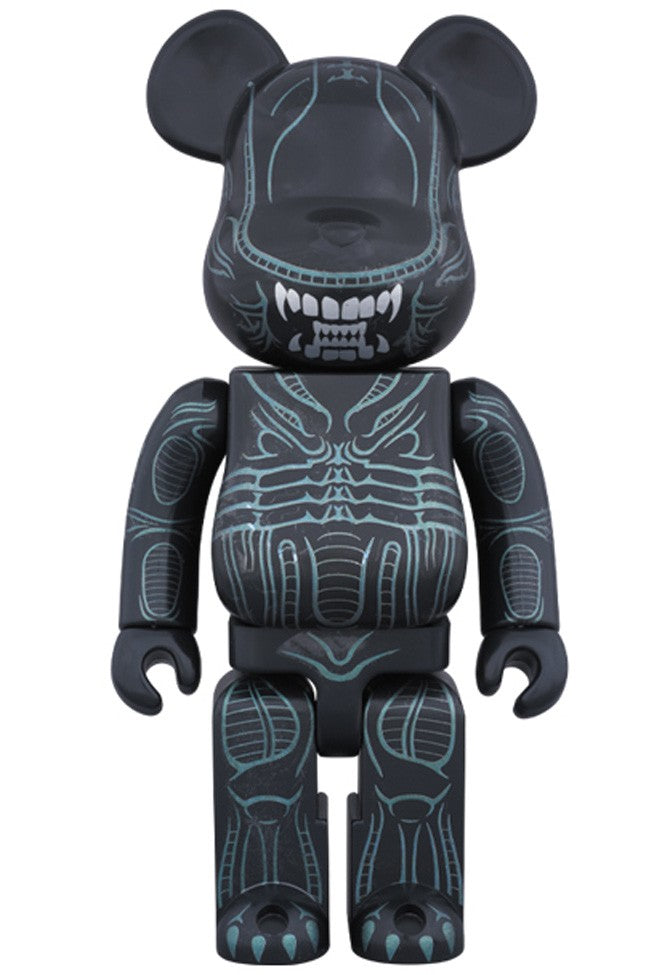 BEARBRICK: ALIEN - 400% ALIEN Warrior