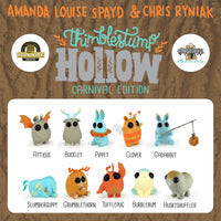 Thimblestump Hollow Single Blind Box
