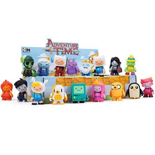 "Adventure Time 3"" Mini Series Single Blind Box"
