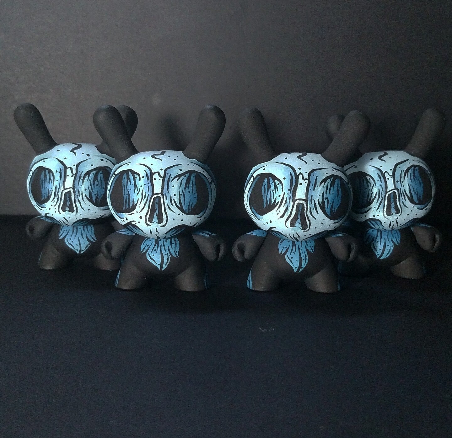 Atomic Fiend Dunnys Blue x Cat Atomic x Strangecat Exclusive
