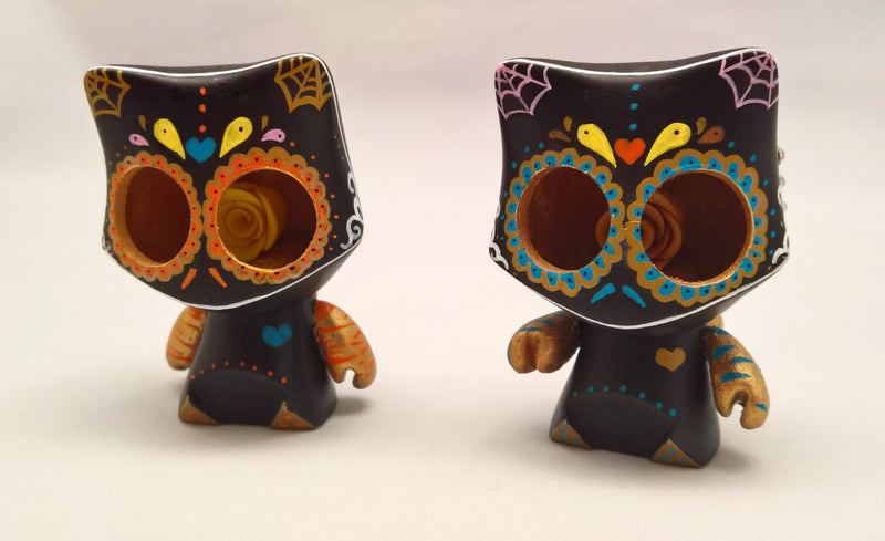 Trouble & Mischief Custom Mini by Rob Ramirez