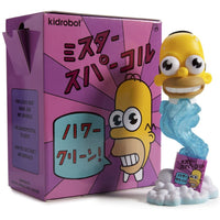 The Simpsons Mr. Sparkle x Kidrobot