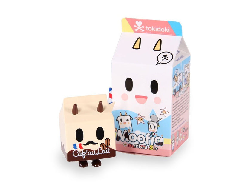 Moofia Blind Box Series 2 X Tokidoki