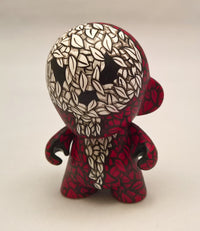Jungle Reaper Micro Munny by David Stevenson