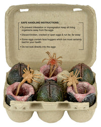 Alien - Xenomorph Egg Set in Collectible Carton