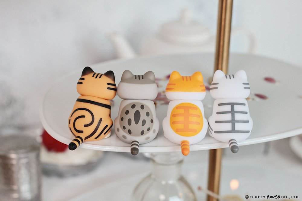 My Home Cat Blind Box Series 2 By Fluffy House