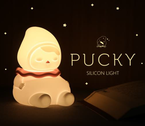 Pucky silicon light