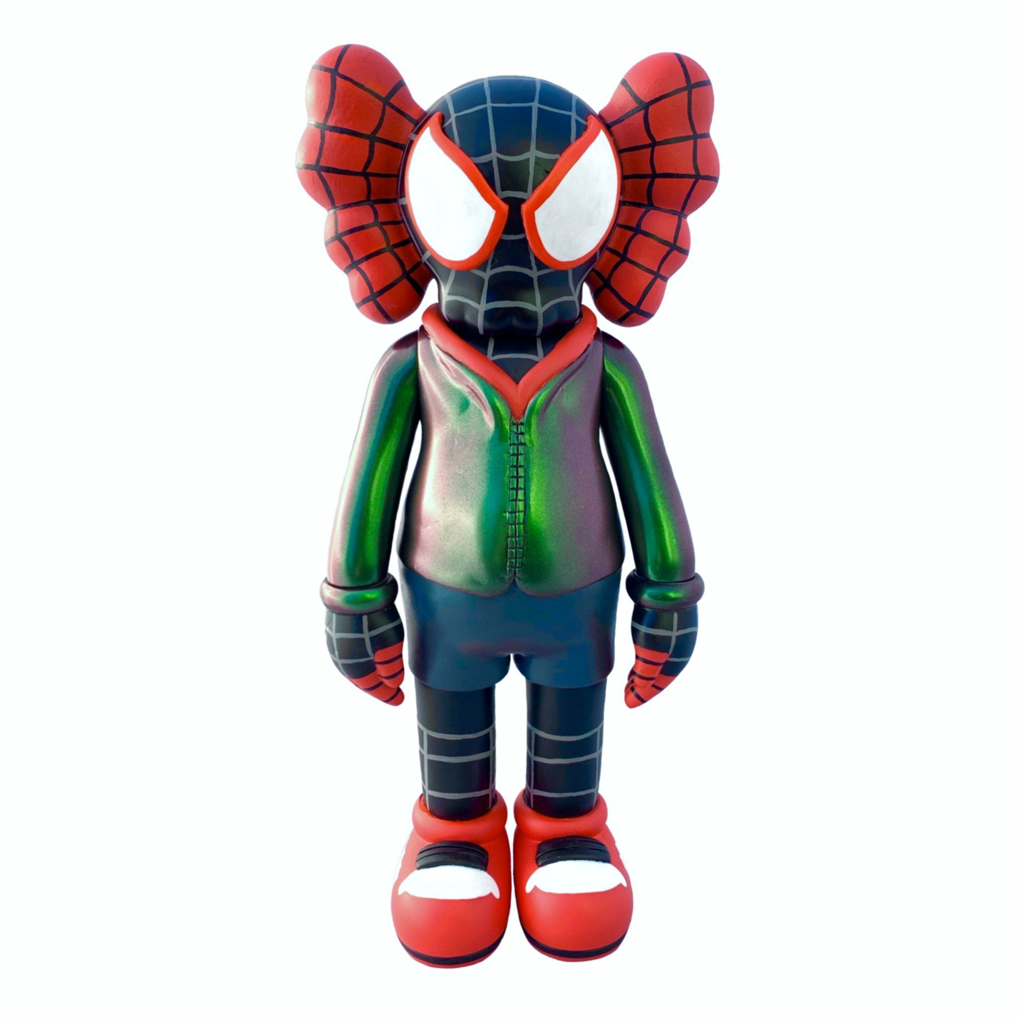 Misappropriated Icon 3 - Spider-Kaws By In Prime We Trust
