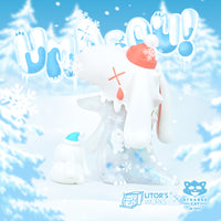 Umasou Snow Rabbit 2 year anniversary by Litor's Works