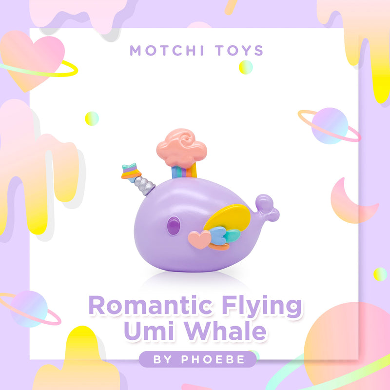 Umi Whale - Romantic Flying Ver. By Motchi Toys