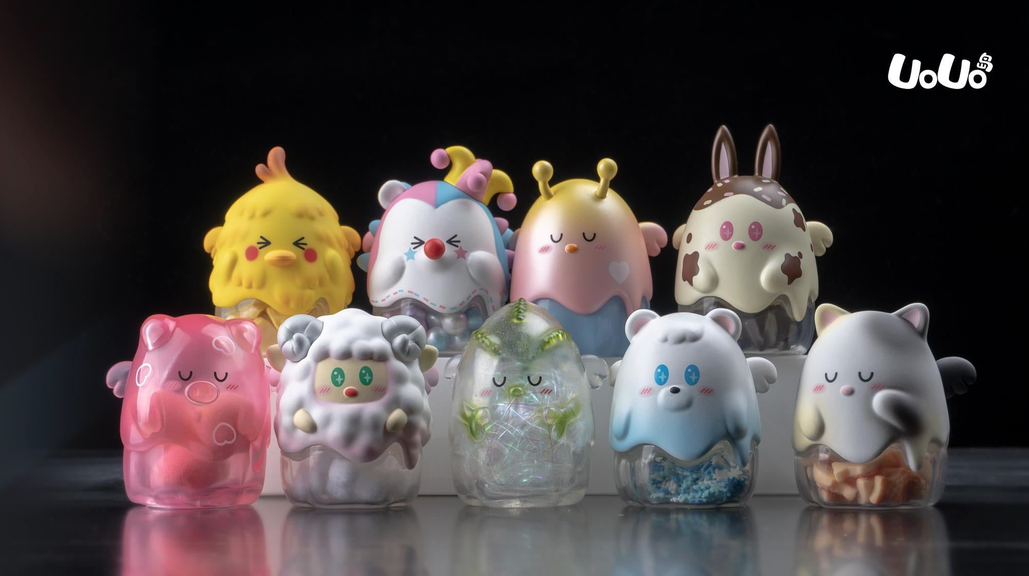 UOUO Zoo Blindbox Series by Cichy - Preorder