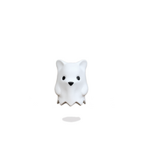 Ghostbear - Matte White by Luke Chueh