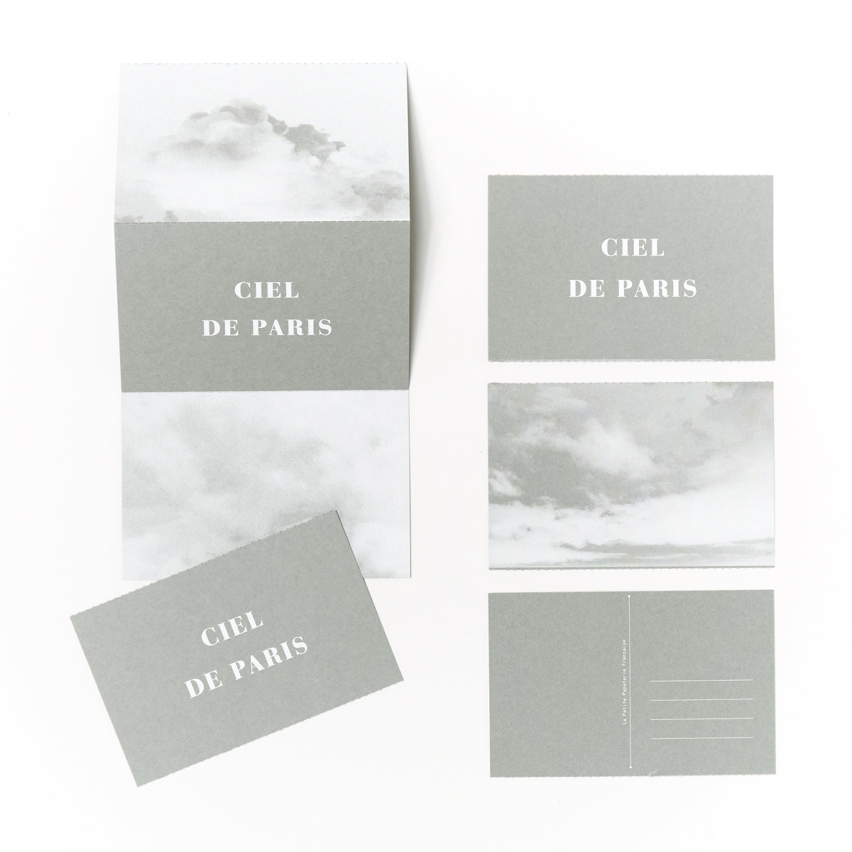 Ciel de Paris