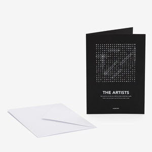 Carte The Artists