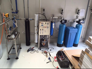 Endo Toxin removal VIA RO Membrane filtration the filter guy