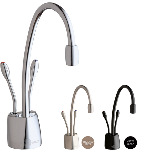 HC1100 NEAR-BOILING + COLD FILTERED WATER TAP Installed*