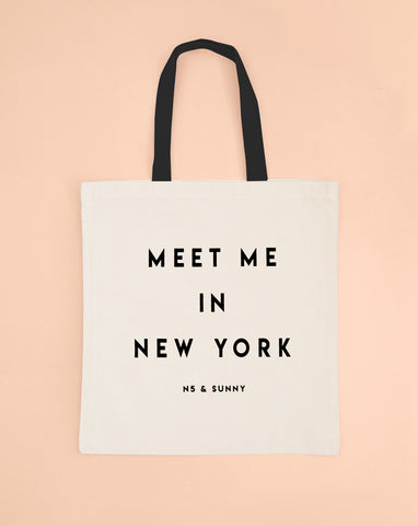 AW19 Meet Me In New York