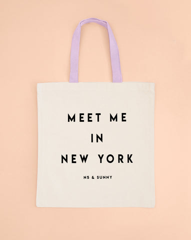 SS19 Meet Me In New York