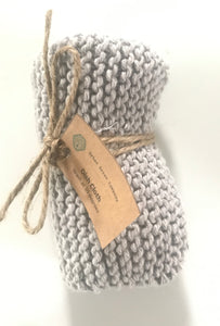Dish Cloth - Grey