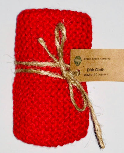 Dish Cloth - Red