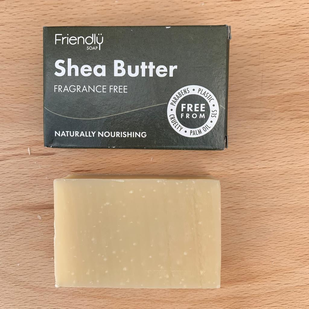 Shea Butter Facial bar
