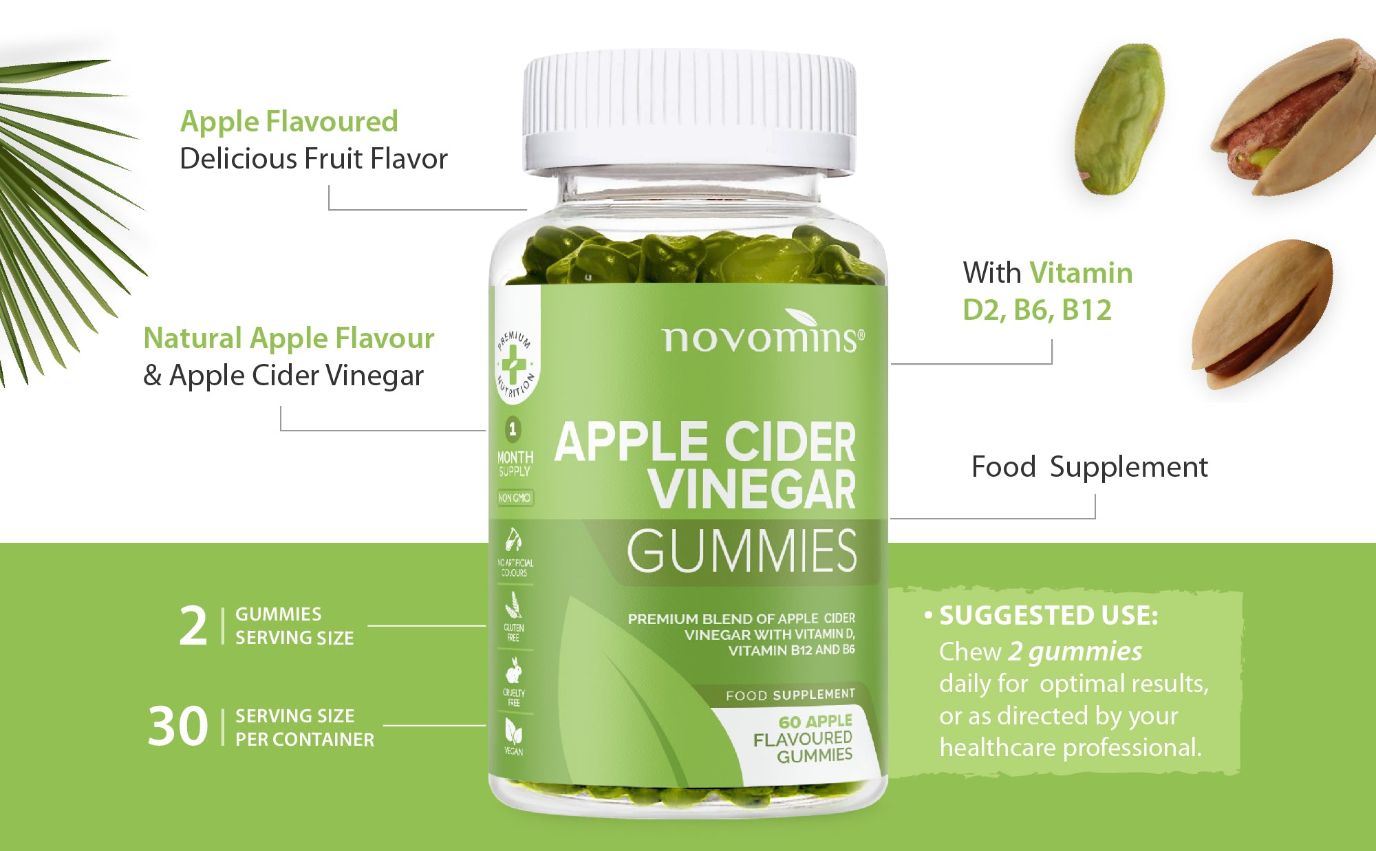apple cider vinegar gummies, weight loss gummies, acv gummies, gluten free, cider vinegar, vitamin d, vitamin b12, apple cider gummies