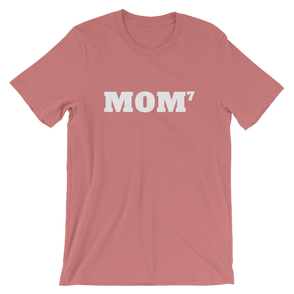 Personalized Mom to the nth T Shirt
